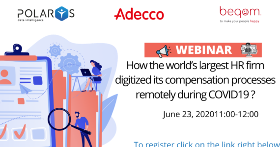 Webinar - Adecco's compensation management